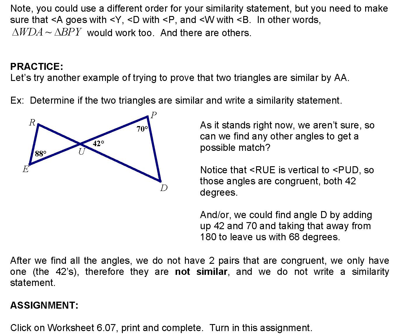 Worksheets Triangle Similarity Worksheet congruent and similar triangles worksheet free worksheets library collection of proving sharebrowse