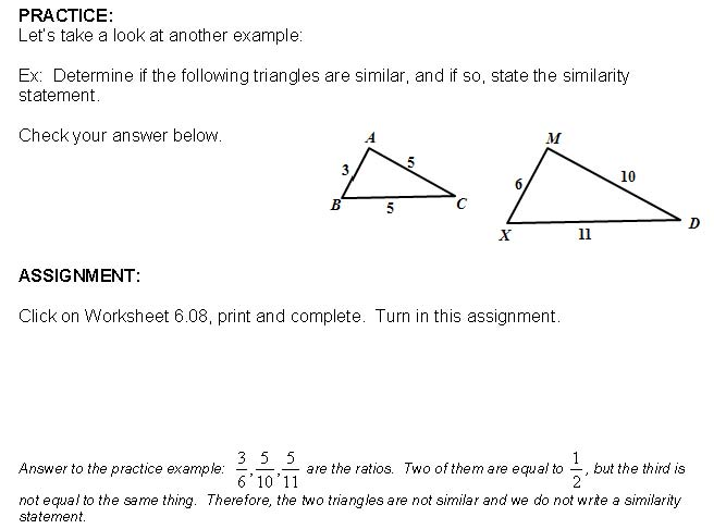 Proving Triangles Congruent Worksheet http://cosgeometry.pbworks.com/w ...